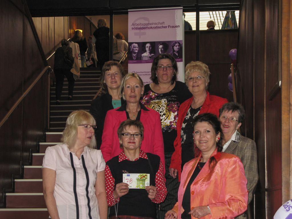 Frauentag 2014